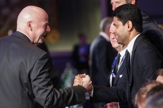 PSG-voorzitter Al-Khelaifi krijgt ondanks protest plaatsje in UEFA-bestuur