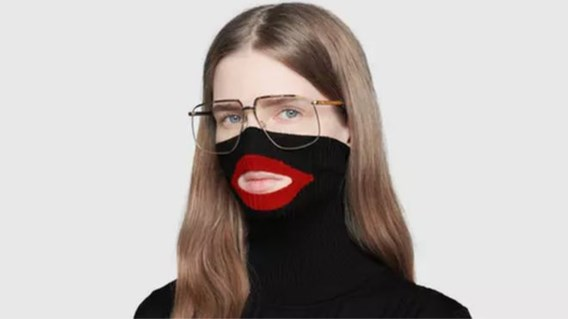 Gucci door het stof na blackface-incident