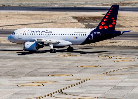 Nationale staking laat zich voelen bij Brussels Airlines