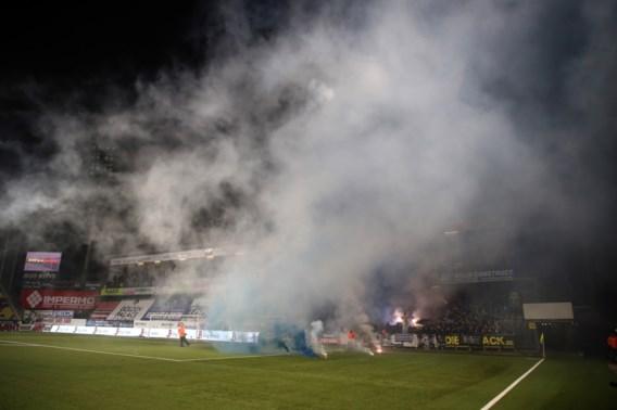 STVV houdt 2.000 euro boete over aan Limburgse derby