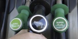 Vooral benzinewagens profiteren van terugval diesel
