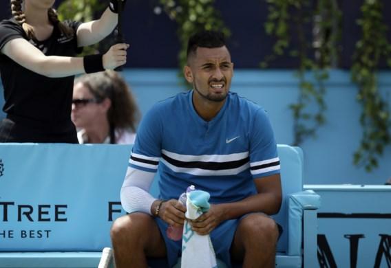 ATP Rotterdam - Nick Kyrgios vijfde publiekstrekker die afzegt