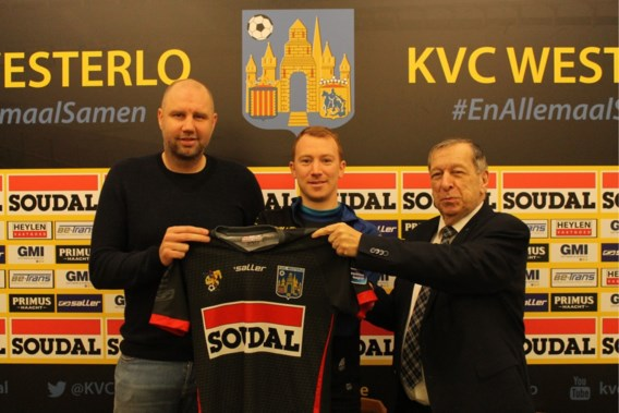 KVC Westerlo haalt Christian Brüls terug naar België