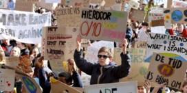 Meer dan 10.000 klimaatspijbelaars in Leuven: 'Schauvliege kreeg veel bagger over zich heen, maar wij ook'