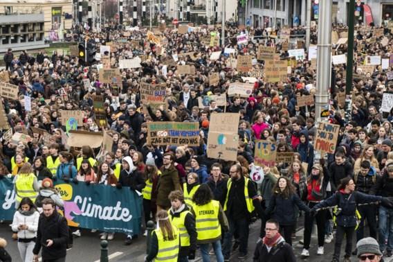 Youth for climate roept op tot wereldwijde staking op vrijdag 15 maart