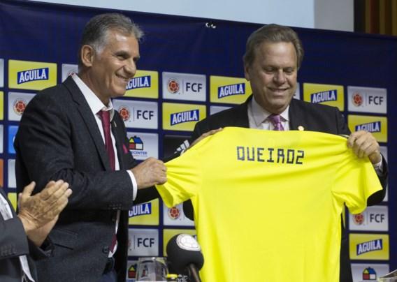 Carlos Queiroz is de nieuwe bondscoach van Colombia