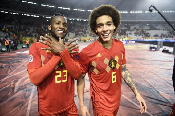 Rode Duivels voor de vijfde keer op een rij op de eerste plaats op FIFA-ranking