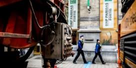 Derde verdachte bankkraak Antwerpen aangehouden door onderzoeksrechter