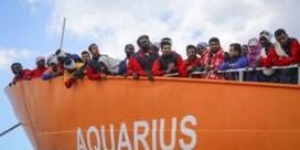 Italiaans gerecht annuleert beslissing tot inbeslagname reddingsschip Aquarius