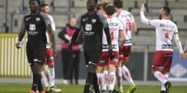 Eupen kan ook tegen Kortrijk geen punten pakken