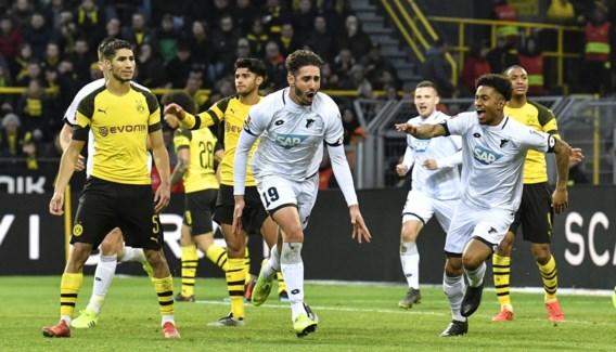 Dortmund geeft 3-0-voorsprong in slotkwartier uit handen, ex-Standard-spits speelt hoofdrol