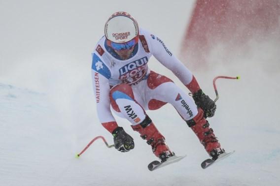 Afdaling wordt ingekort op WK alpijnse ski, maar gaat wel door ondanks slechte weersomstandigheden