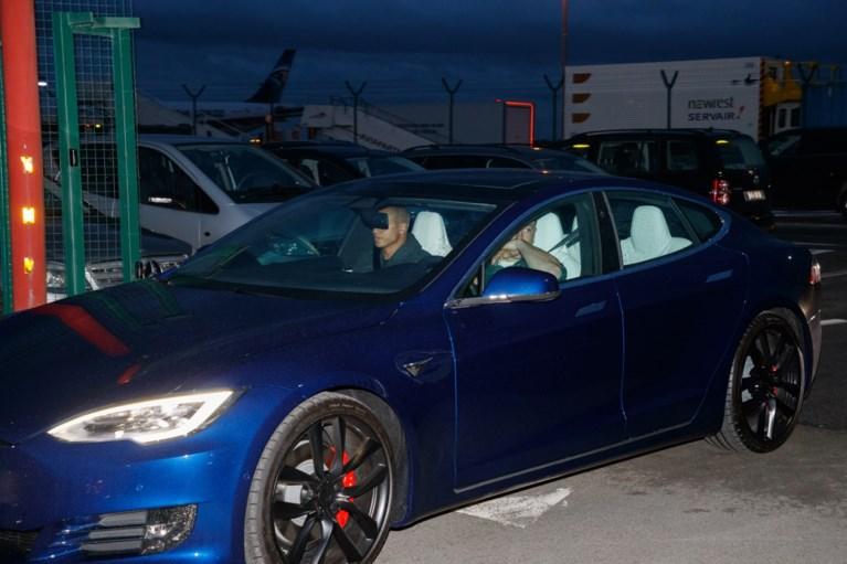Bezoek Elon Musk aan Zeebrugge goed verlopen
