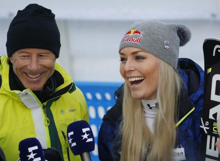 Skilegende Lindsey Vonn pakt brons in allerlaatste wedstrijd, Sloveense Stuhec behoudt wereldtitel