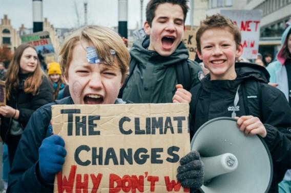 Klimaatspijbelaars demonstreren vanaf nu elke week in een andere stad