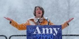 Trump haalt uit naar klimaatbewuste presidentskandidate: 'Ze is net een sneeuwman'