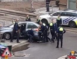 Amateurbeelden opgedoken van hardhandige arrestatie in Antwerpen, douane start intern onderzoek