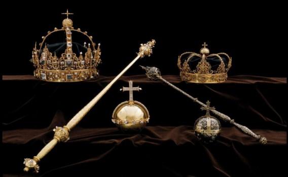 In Zweden ontdekte kroonjuwelen zijn echt
