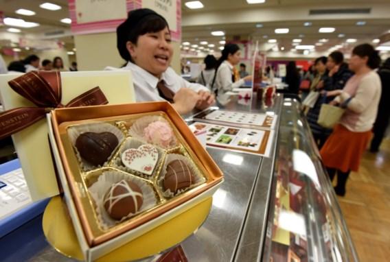 Japanse vrouwen willen geen valentijnschocolade meer kopen