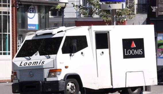 Geldtransporteur verdwijnt met 1 miljoen euro