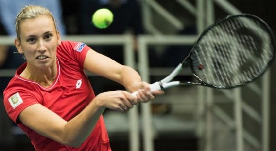 Nauwelijks wijzigingen in nieuwe WTA-ranking, Mertens blijft 21e