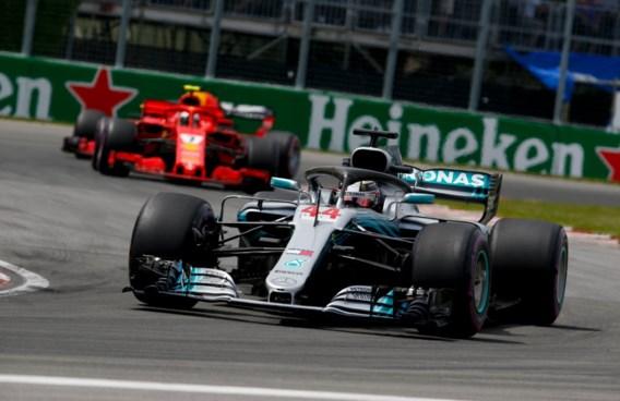 F1 schakelt deze week een versnelling hoger