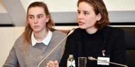 'Youth for Climate' in Waals Parlement: 'We zullen niet opgeven'