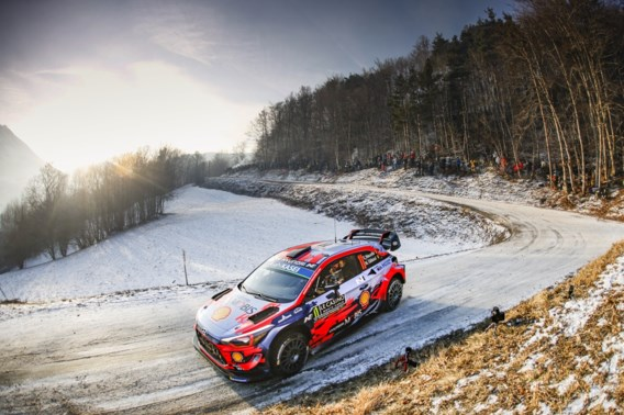 """Thierry Neuville kan zichzelf opvolgen in Rally van Zweden: """"Ik kan niet wachten om te starten"""""""