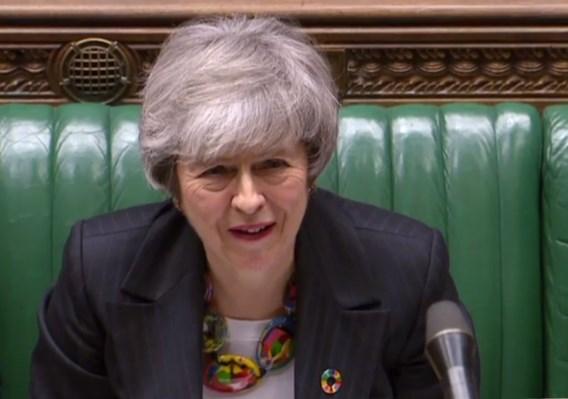 May: 'Brexit-deal die parlement kan steunen is mogelijk voor deadline'