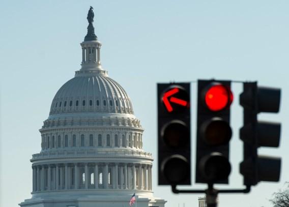 Nieuwe shutdown lijkt vermeden: geen muur, maar een hekwerk