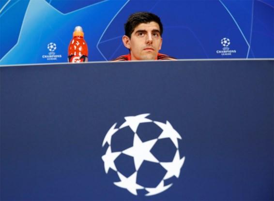 """Thibaut Courtois: """"Stap voor stap. Eerst moeten we Ajax uitschakelen"""""""
