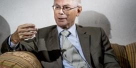Herman Van Rompuy noemt rol als Brexitonderhandelaar 'fake news'