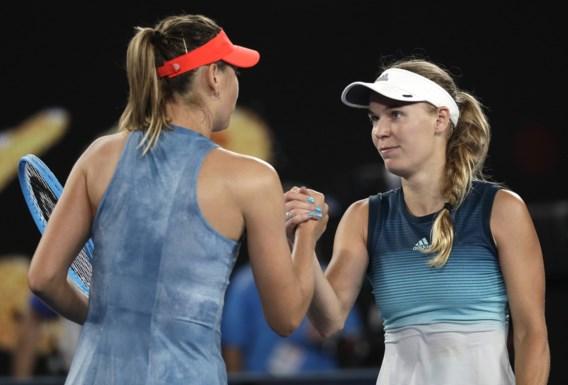 Zieke Caroline Wozniacki moet toernooi in Doha laten schieten, ook Caroline Garcia valt uit