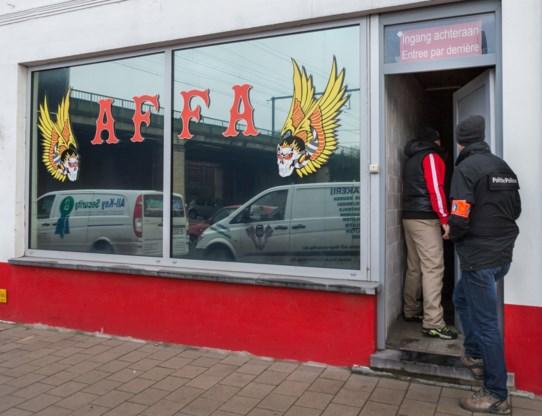 Politie valt binnen in clublokaal Hells Angels na valse melding
