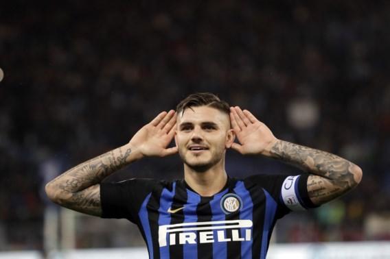 Inter neemt kapiteinsband af van Icardi