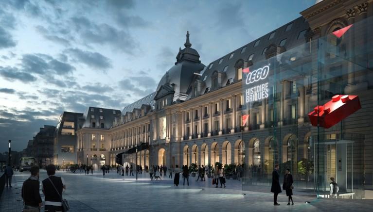 Historisch gebouw in Rennes moet opnieuw ontmoetingsplaats worden