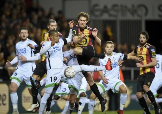 Union en KV Mechelen scheuren hun broek aan wangedrag in beker, ook KV Kortrijk beboet door voetbalbond