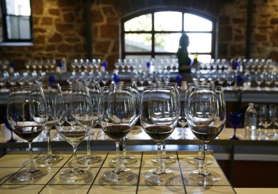Fransen drinken steeds minder wijn