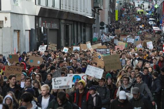 Hillary Clinton tweet over Belgische klimaatmarsen