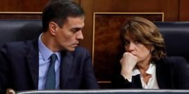 Catalanen nekken Sánchez