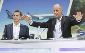 Airbus zet productie 's werelds grootste vliegtuig stop