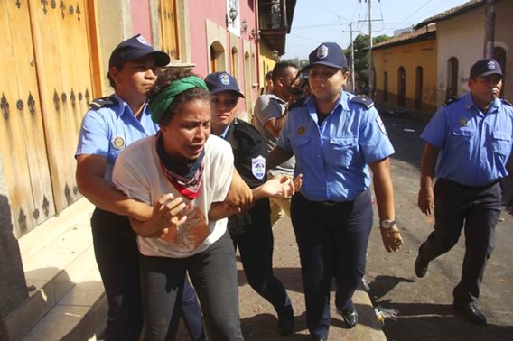 Nicaragua laat 1.172 gevangen vrij voor Valentijnsdag, maar Belgische studente krijgt geen gratie