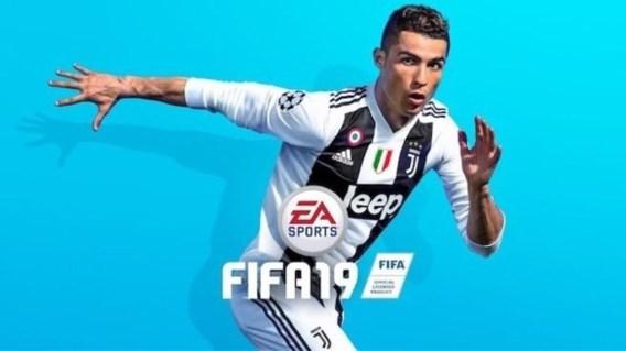 Cristiano Ronaldo van Fifa 19-hoes verdwenen