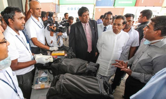 President Sri Lanka wil doodstraf weer laten uitvoeren