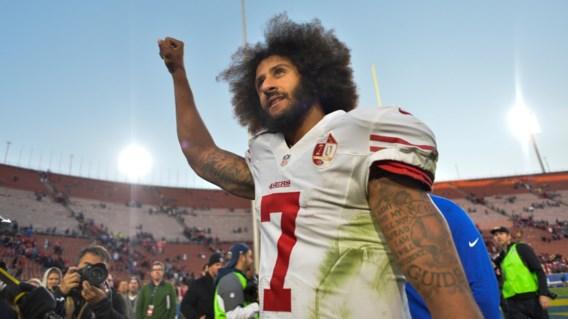 Colin Kaepernick schikt rechtszaak tegen NFL