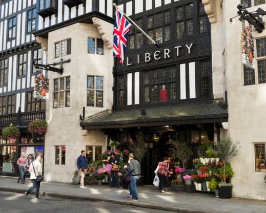 'Iconisch warenhuis in Londen zoekt koper'