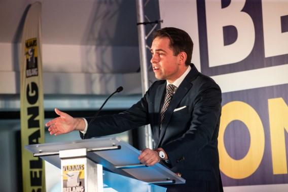 Tom Van Grieken: '2019 wordt jaar van de opstand van gewone Vlaming tegen de politieke elite'