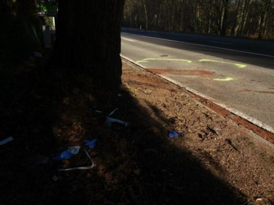 Brommobiel met vier meisjes botst frontaal op SUV: twee meisjes overleden