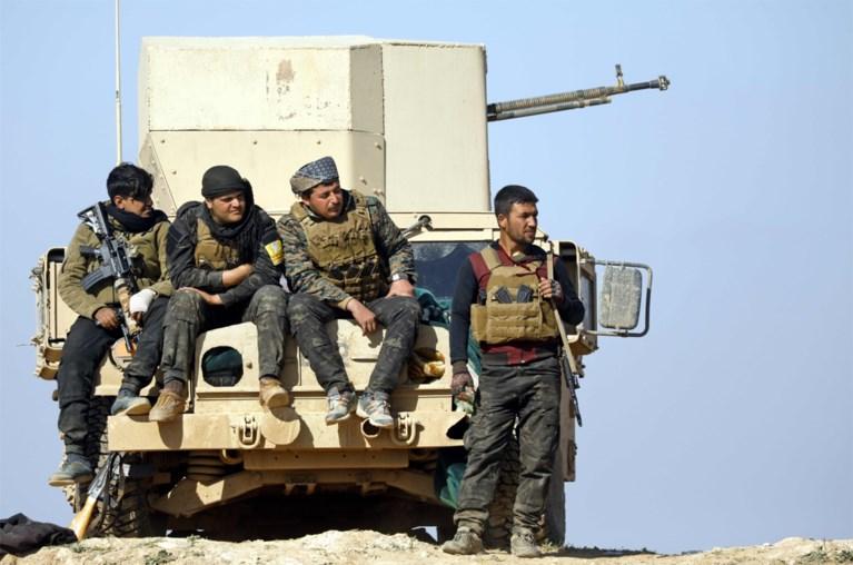 'Binnen enkele dagen is IS overwonnen'