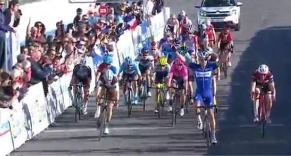Philippe Gilbert sprint naar eerste seizoenszege in Ronde van de Provence